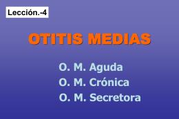 Otitis Medias - Medicordoba2007`s Blog