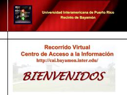 Centro de Acceso a la Información