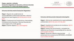 5ª. REUNIÓN DEL CONSEJO TÉCNICO INSTRUMENTOS DE