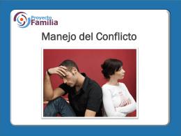 14. Manejo del conflicto