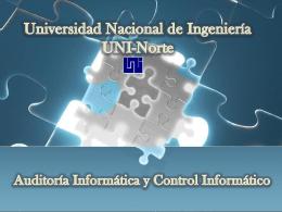 Control interno informatico(exposicion sindy)
