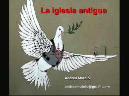 Diapositiva 1 - Andrea Mutolo