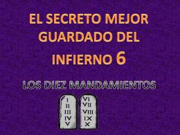 EL SECRETO MEJOR GUARDADO DEL INFIERNO 6