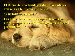 Una Historia de Perros