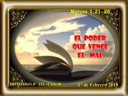 evangeli - CONGREGACIÓN DE LA MISIÓN
