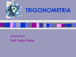 TRIGONOMETRIA - El Postulante