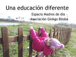 """Una educación diferente"""""""