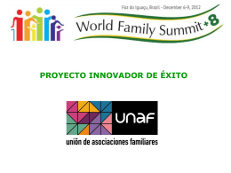 Diapositiva 1 - :: World Family Organization