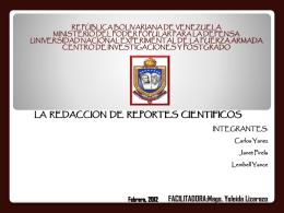 ANÁLISIS Y DESCRIPCIÓN DEL PUESTO DEL CARGO