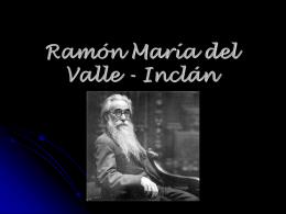 Ramón María del Valle