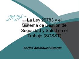 Diapositiva 1 - CÁMARA DE COMERCIO SUIZA EN EL