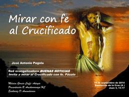 Mirar con fe al Crucificado