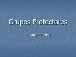 Grupos Protectores - Transcripciones Cuartos 2008