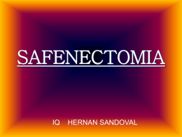 SAFENECTOMIA