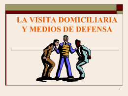 visita domiciliaria - Universidad Veracruzana