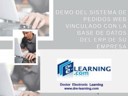 SISTEMA DE PEDIDO WEB - Web Hosting, Diseño Web •