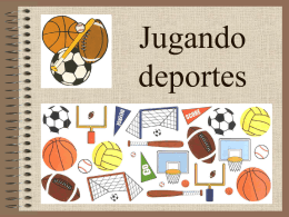 Jugando deportes - High Point University