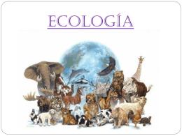 Ecología - DEM SANTIAGO