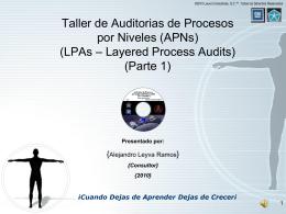 P1 - LPAs - Auto Consulting