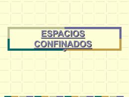 Espacios Confinados - 3tecprevriesgos2010