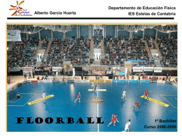 TEMA 3 EL FLOORBALL - revisdi