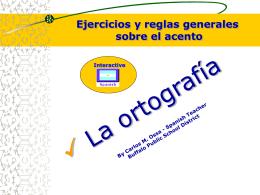 Reglas - Latin American Institute