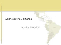 América Latina y el Caribe