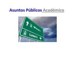 Asuntos Públicos