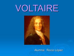 VOLTAIRE - Historia del Mundo Contemporáneo