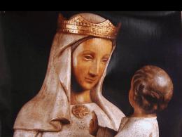 María mírame