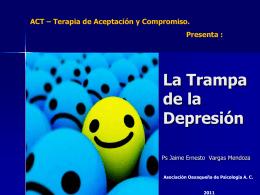 La Trampa de la Depresión