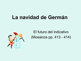 La navidad de Germán - www.personal.psu.edu