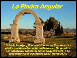 La Piedra Angular