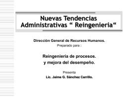 """Nuevas Tendencias Administrativas """"Outsourcing"""""""