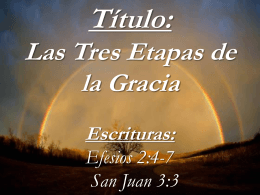 Mensajes Subliminales - Phoenix Tabernacle, INC.