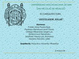 UNIVERSIDAD MOCHOACANA DE SAN SAN NICOLAS DE