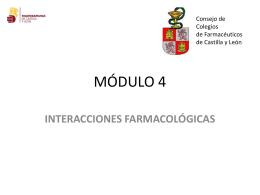 Diapositiva 1 - Colegio Oficial de Farmaceuticos