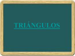 TRIÁNGULOS - BuscandoaPi