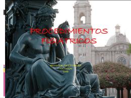 Procedimientos Fisiatricos Inyeccion de Puntos