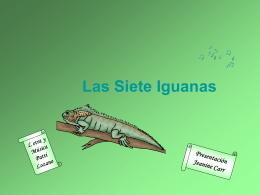 La Siete Iguanas