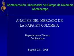 Central de Cooperativas de Colombia Cooagrocampo