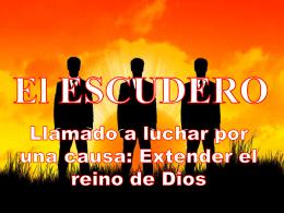 El ESCUDERO - unciondeloalto jimdo page!