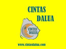 CINTAS DALUA
