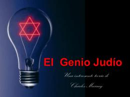 El Genio Judío - Diarios Izcallibur