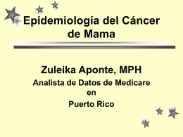 Cáncer de Mama - Home | University of Pittsburgh