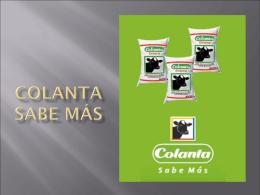 COLANTA SABE MAS - TGOMERCADEO31131