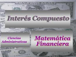 INTERES COMPUESTO - DiscosDigitales.com