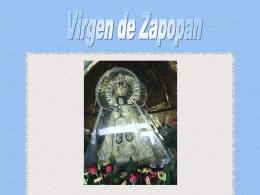 VIRGEN DE ZAPOPAN - Mariologia Maria Virgen