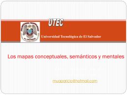 Los Mapas Conceptuales - ebcutec