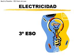 ELECTRICIDAD - Blog de Tecno